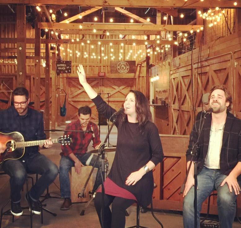 GRACE CHAPEL WORSHIP RELEASES NEW RADIO SINGLE, 'EVER WITH US'