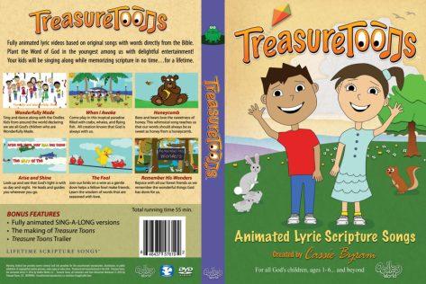 treasure toons